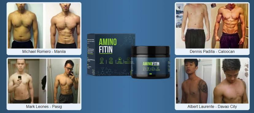 AminoFitin Thailand