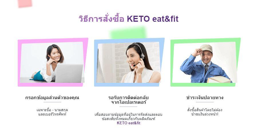 Keto Eat&Fit Thai